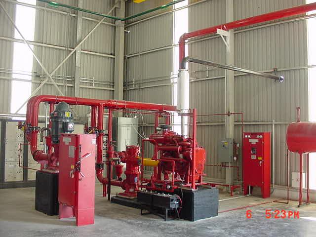 Iiarquitectos instalaciones especiales - Sistemas de seguridad contra incendios ...