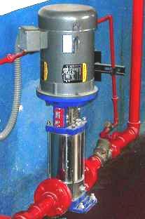 Bombas Aurora Pump / Bombas contra Incendio / MPI Sistemas contra